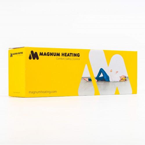 Комплект нагревательного мата двужильного MAGNUM Mat 1,0 m²
